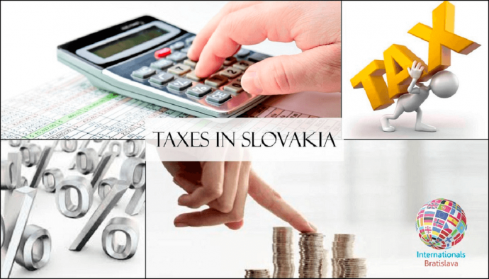 Taxes in Slovakia